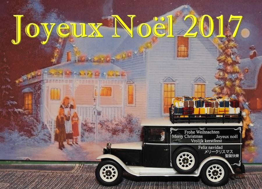NOËL & Jour de L'AN - Page 2 Noel2017