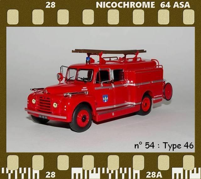 Les Plus Beaux Camions de Sapeurs-Pompiers (Hachette) P54