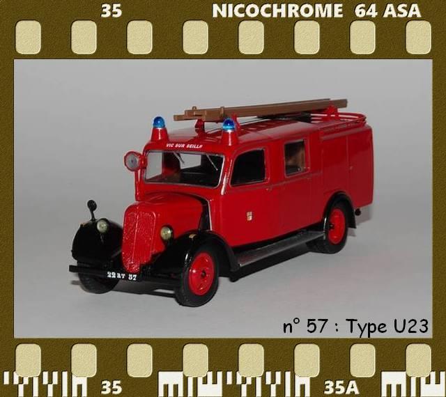 Les Plus Beaux Camions de Sapeurs-Pompiers (Hachette) P57