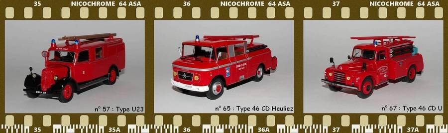 Les Plus Beaux Camions de Sapeurs-Pompiers (Hachette) PC4