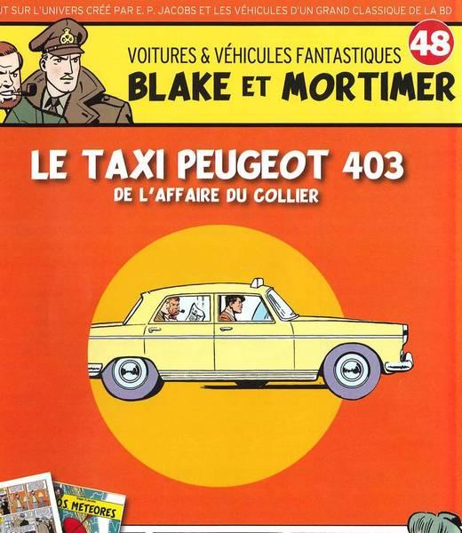 Les voitures de blake et mortimer la 11bl de s o s m t rores - Blake et mortimer la porte du druide ...