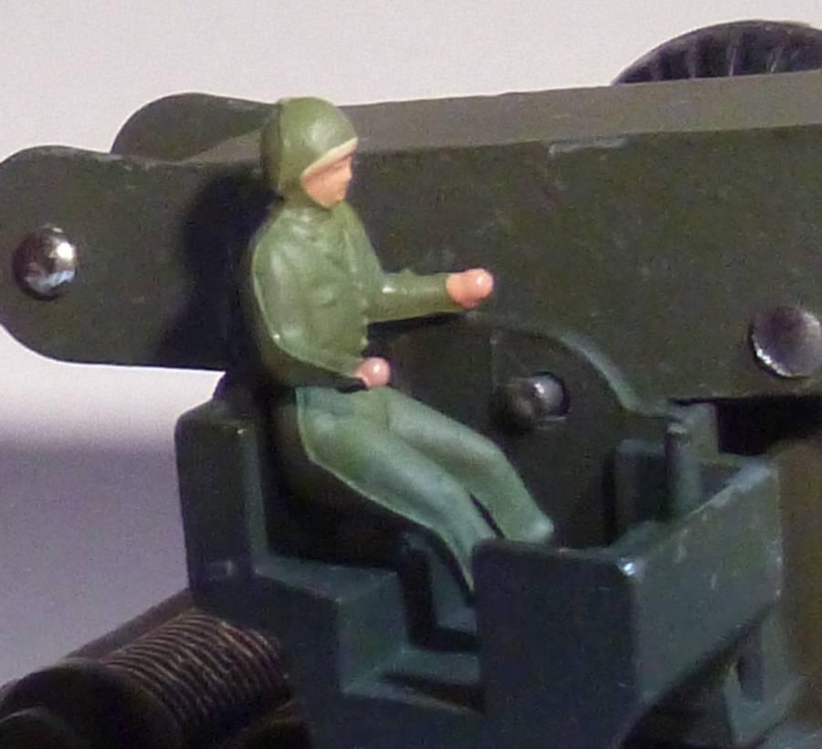 826 - Camion militaire de dépannage Berliet DTF826c